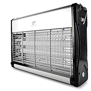 Yongtong Bug Zapper, Mosquito Insect Killer, Fly Eliminator, Pest Control UV Light Tube Electronic Lamp – 649 sq.ft area Protection For Resdential & Commercial Use (20W)