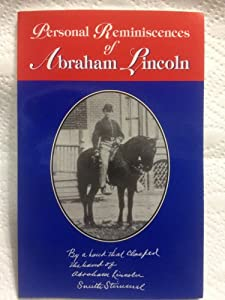Paperback Personal Reminiscences of Abraham Lincoln Book