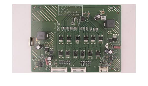 Y14/_E550i/_2D DR Vizio LED Driver 91.76Q02.001G for E550i-B2 Board Label