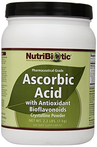 Nutribiotic Ascorbic Powder Bioflavonoids Pound product image