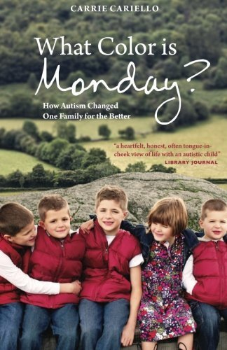 What Color is Monday? 1st Edition by Cariello, Carrie (2015) Paperback