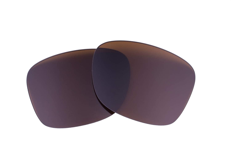 5279c1db8f Amazon.com: LenzFlip Polarized Lens Replacement for RayBan Wayfarer RB2140  - Brown Polarized: Clothing
