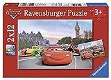 Ravensburger Lightning McQueen Jigsaw Puzzle (2 x 12 Piece)