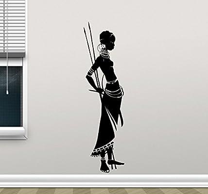 Evolution Of Archery Wall Sticker Vinyl Decal Decors Art Archer Bow Arrow