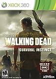 AMC The Walking Dead Survival Instinct for Xbox 360