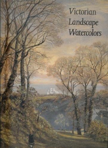 Victorian Landscape Watercolors - Watercolor Victorian