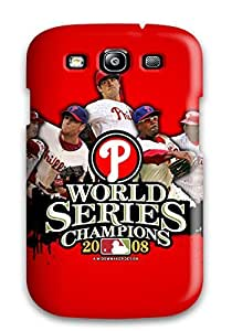 New Style philadelphia phillies MLB Sports & Colleges best Samsung Galaxy S3 cases