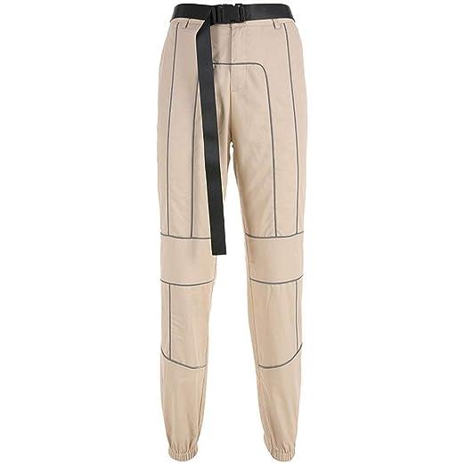 Chaqueta reflectante Mujeres Pantalones de chándal de carga ...
