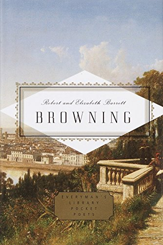 Browning: Poems (Everyman's Library Pocket Poets Series) (Store Browning Online)