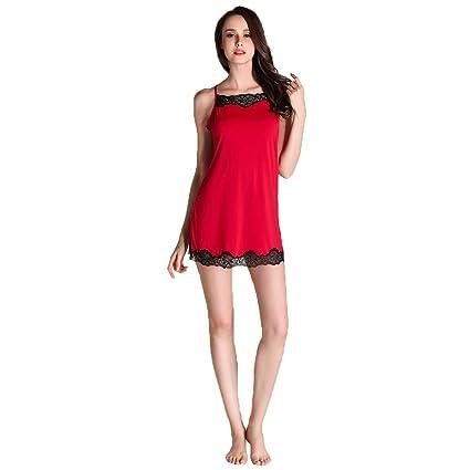 Ropa Interior - Mujeres Atractivas De Los Pijamas - Verano - Encaje Respirable - Humedad -