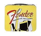 "Fender Essential Electric Guitar Accessories Kit -""Lunchbox"" Bundle"