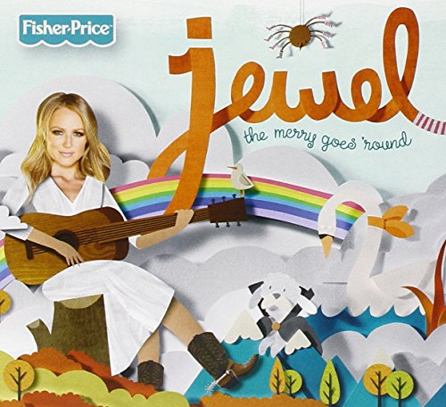 The Merry Goes 'Round (Jewel Lullaby Cd)