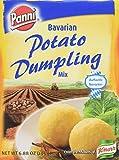 Panni Bavarian Potato Dumpling Mix, 6.88-Ounce Boxes Review and Comparison
