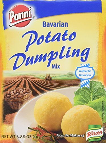 Panni Mix Bavarian Potato Dumpling (pack of 3) ()