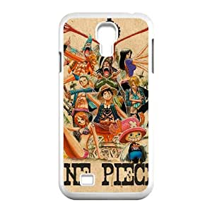 ONE PIECE Samsung Galaxy S4 9500 Cell Phone Case White Y9687633