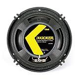 "Kicker 40CSS654 CSS65 6.5"" 6-1/2"" 300 Watt 4-Ohm Car Audio Component Speakers"