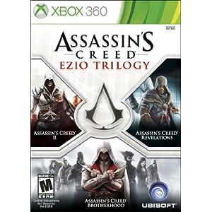 Assassin's Creed – Ezio Trilogy Edition xbox 360