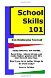School Skills 101, Kim Holdbrooks Townsel, 1441483489