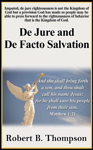 what is de jure and de facto