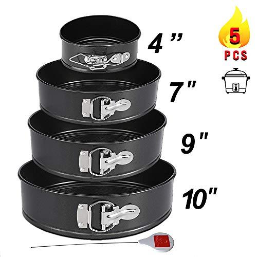 - Springform Pan Set of 4 Cake Pans | 4