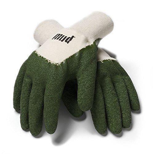 (Mud Glove. Small Green. Long Lasting. Durable. Machine Washable)