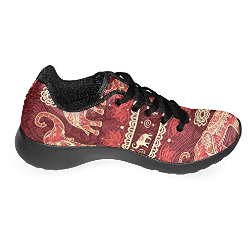 InterestPrint Womens Jogging Running Sneaker Lightweight Go Easy Walking Casual Comfort Sports Running Shoes Multi 20 sCJJfkxiM