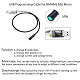 Bafang Mid Drive USB Programming Cable Connecting