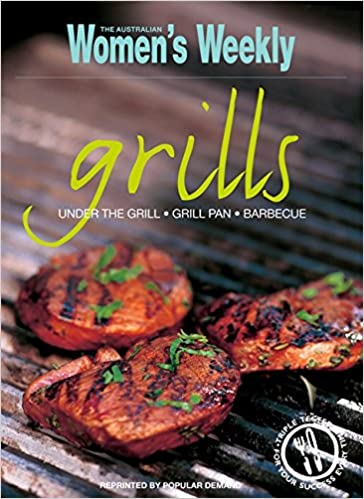 Book Grills: Under the Grill, Grill Pan, Barbecue (