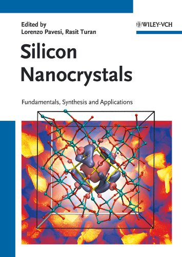 Silicon Nanocrystals: Fundamentals, Synthesis and Applications (Silicon Photonics The State Of The Art)