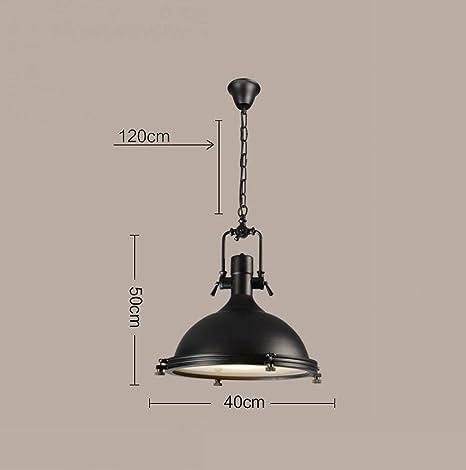 WHKHY Nordic Shades Retro Billar Lámparas de Mesa Personalidad ...