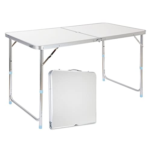 Small folding camp table - Small lightweight folding table ...