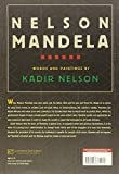 Front cover for the book Nelson Mandela by Kadir Nelson