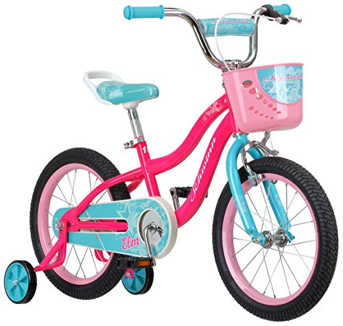 Schwinn Elm Girl's Bike with SmartStart, 16