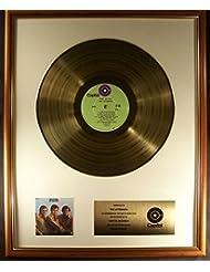 The Lettermen Hurt So Bad LP Non RIAA Gold Record Award Capitol Records To Lettermen