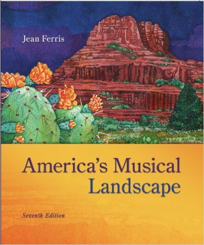 America's Musical Landscape with 3 CDs