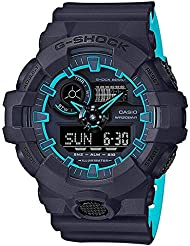 G-SHOCK GA700SE-1A2 Blue Mens Watch