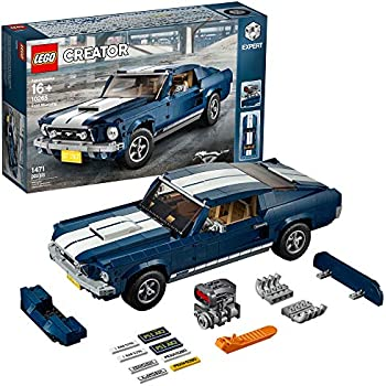 LEGO Creator Expert Ford Mustang 10265 Building Kit (1471 Pieces)