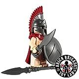 Brick Brigade Custom LEGO Brick Warrior Pack
