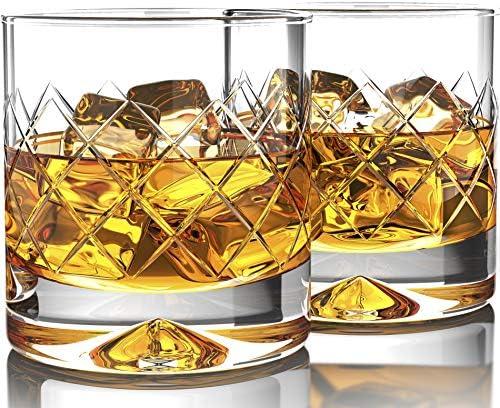 Premium Whiskey Glasses 12oz Set product image