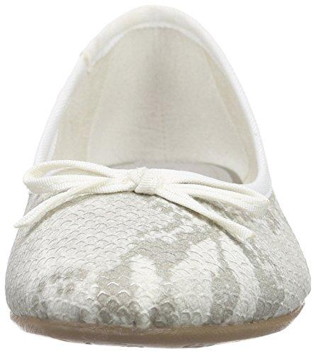 s.Oliver 22133 - Bailarinas Mujer Blanco