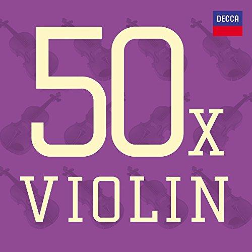 50 X Violin [3 CD] (Joshua Bell St Martin In The Fields)