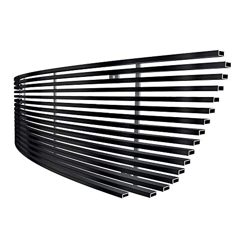 Off Roader eGrille Matt Black Stainless Steel Billet Grille Grill Fits 99-03 Ford F150/Harley Davidson/Lightning Honeycomb 03 Ford F150 Billet Grille