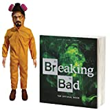 Breaking Bad Gift Set - Talking Walter White Figure and The Official Book