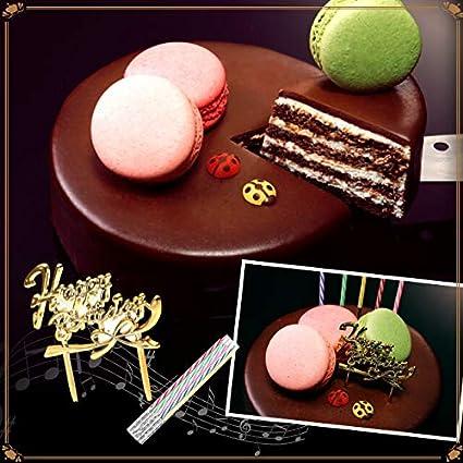 Amazon 誕生日ケーキ バースデーケーキ ザッハトルテ 5号 大人凍