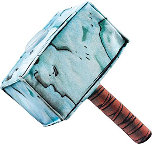 Marvel Super Hero Squad Thor Soft Hammer -