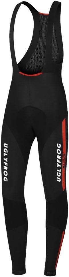 uglyfrog 2018 new Men Cycling Tights Sports Wear Legging Bike Long Winter Fleece Bib Pant