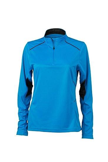 fec73ac3c9802 JAMES   NICHOLSON Tee shirt femme running respirant  Amazon.fr ...