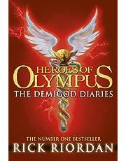 The Demigod Diaries: The Demigod Diaries