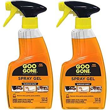 Goof off fg650 the miracle remover 4 5 ounce for Amazon gelbsticker