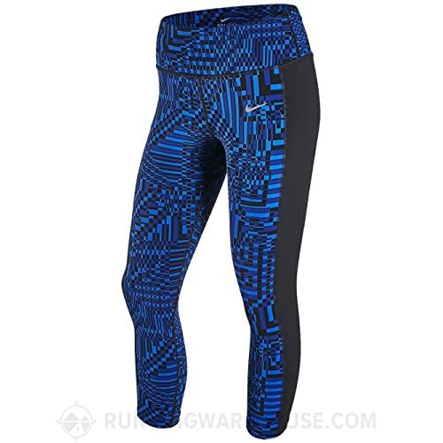a919c2b1525e lovely Nike Epic Lux Printed Womens Dri-FIT Crop Length Running Tights